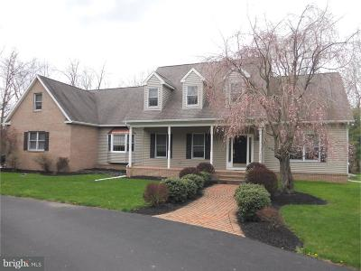 Doylestown Single Family Home For Sale: 1640 Lower State Road
