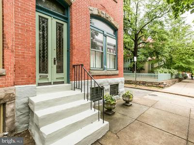 Baltimore Townhouse For Sale: 214 Lanvale Street W