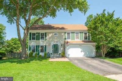 Single Family Home For Sale: 7004 Green Glade Court