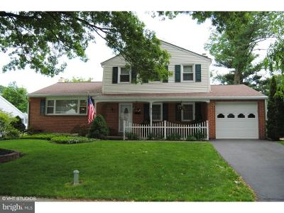 Lansdale Single Family Home Under Contract: 813 Lombardy Drive