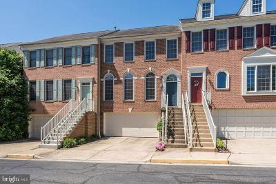 Vienna Townhouse For Sale: 125 Carter Court SW
