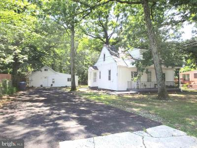 District Heights Single Family Home For Sale: 7317 Leona Street