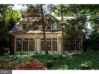 Mt Airy (East) Single Family Home For Sale: 6824 Milton Street
