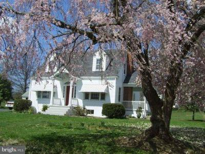 Purcellville Single Family Home For Sale: 211 K Street