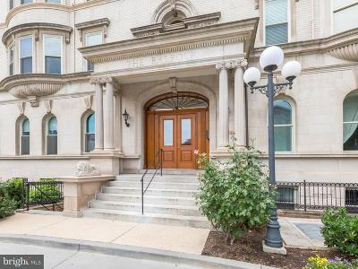 Washington Single Family Home For Sale: 2000 16th Street NW #208