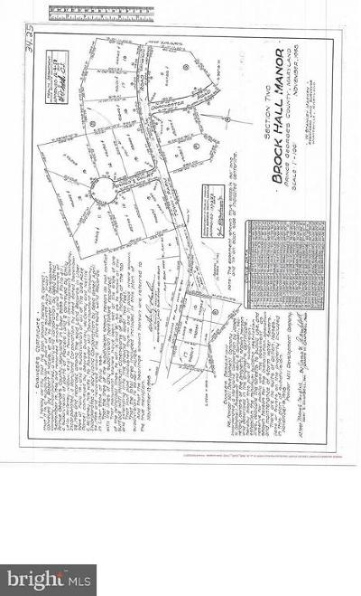 Upper Marlboro Residential Lots & Land For Sale: 14000 Town Farm Road