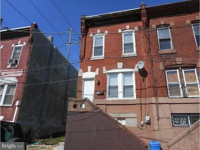 Point Breeze Townhouse For Sale: 2443 Federal Street