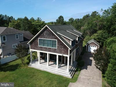 Bethany Beach Single Family Home For Sale: 988 Lake View Drive