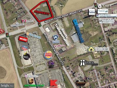 Lancaster County Residential Lots & Land For Sale: 2539 Willow Street Pike