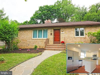 Single Family Home For Sale: 314 Church Circle