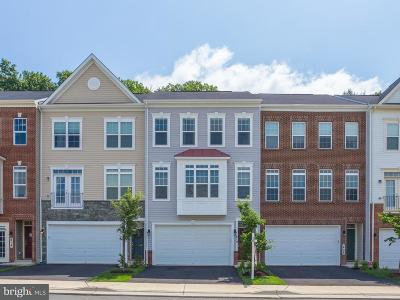 Purcellville Townhouse For Sale: 810 Savile Row Terrace