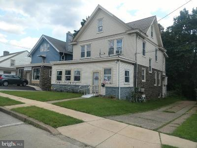 Upper Darby Multi Family Home For Sale: 11 S Cedar Lane