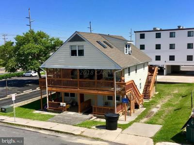 Ocean City Multi Family Home For Sale: 10 87th Street #U1-U5