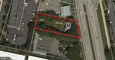 Anne Arundel County Residential Lots & Land For Sale: 1412 Crain Highway S