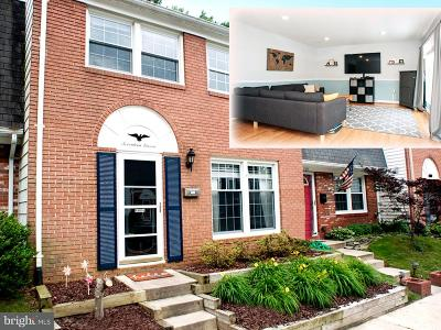 Crofton Townhouse For Sale: 1711 Granite Court