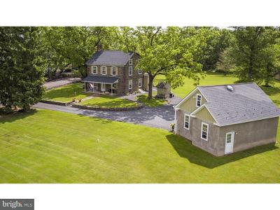 Bucks County Single Family Home For Sale: 1762 Kellers Church Road