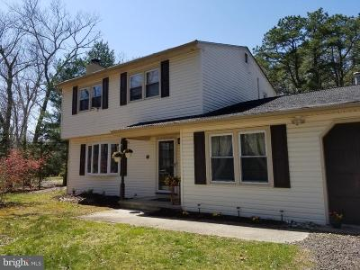 Egg Harbor Township Single Family Home Under Contract: 107 Winnepeg Avenue