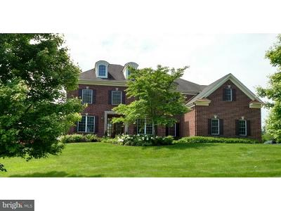 Bucks County Single Family Home For Sale: 703 Foxtail Court