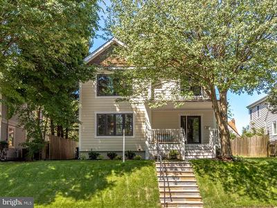 Arlington Single Family Home For Sale: 1922 Madison Street