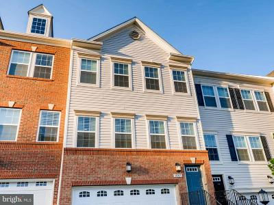 Gambrills Townhouse For Sale: 1065 Red Clover Road