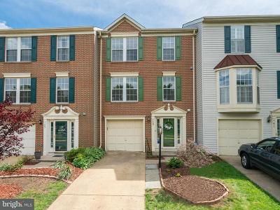 Kingstowne Townhouse For Sale: 7409 Gadsby Square