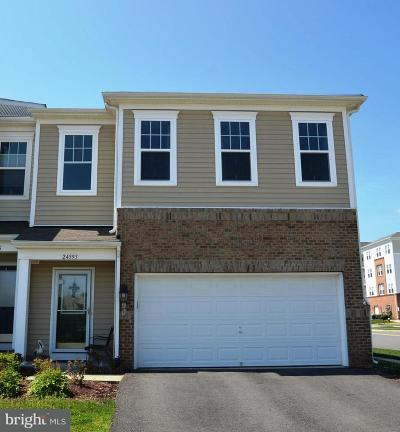 Aldie Townhouse For Sale: 24593 Greysteel Square