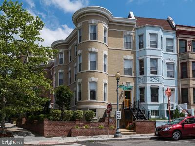 Kalorama Single Family Home For Sale: 1875 California Street NW #1
