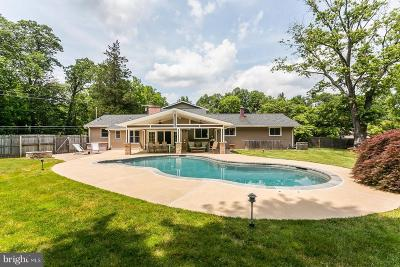 Baltimore County Single Family Home For Sale: 3900 Dance Mill Road