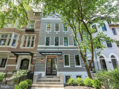 Kalorama Townhouse For Sale: 1900 Biltmore Street NW #3