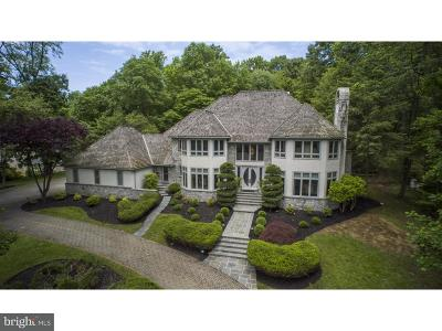 Newtown Square Single Family Home For Sale: 46 Sleepy Hollow Drive