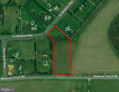Cecil County Residential Lots & Land For Sale: St. Clements Way