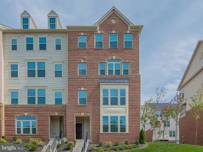Aldie Townhouse For Sale: 25906 Racing Sun Drive