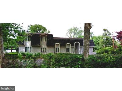 Merion Station Single Family Home For Sale: 504 Lafayette Road