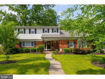 Cherry Hill Single Family Home For Sale: 437 Morris Drive