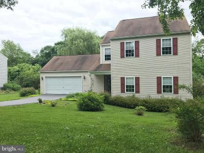 Coatesville Single Family Home For Sale: 16 Woodbrook Drive