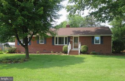 Stafford County Single Family Home For Sale: 607 Culpeper Street