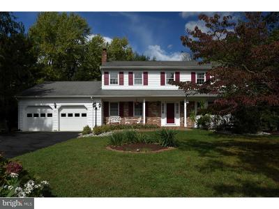 Princeton Junction Single Family Home For Sale: 3 Lancashire Drive
