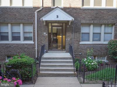 Washington Single Family Home For Sale: 1725 Lanier Place NW #2B