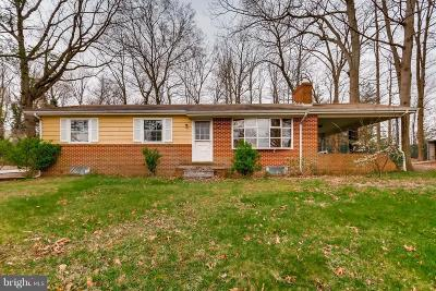 Edgewood Single Family Home For Sale: 1707 Pulaski Highway