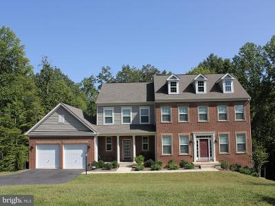Brittany Estates Single Family Home For Sale: 80 Brittany Manor Way