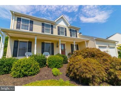 Robbinsville Single Family Home For Sale: 53 Amberfield Road