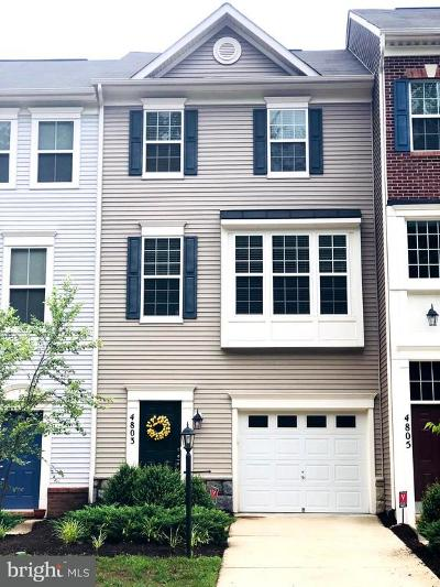 Condo Sold: 4803 Potomac Highlands Circle