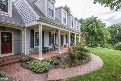 Vienna Single Family Home For Sale: 1666 Beulah Road