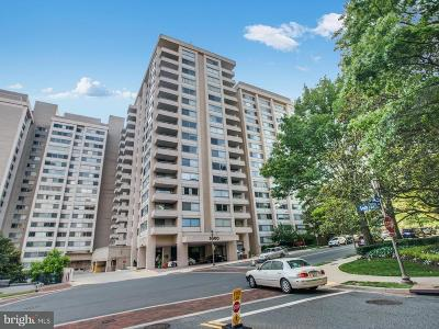 Chevy Chase Single Family Home For Sale: 5500 Friendship Boulevard #1419N