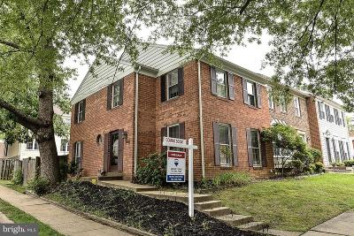 Fairfax VA Townhouse For Sale: $464,000