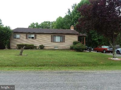 Bushwood MD Single Family Home For Sale: $190,000