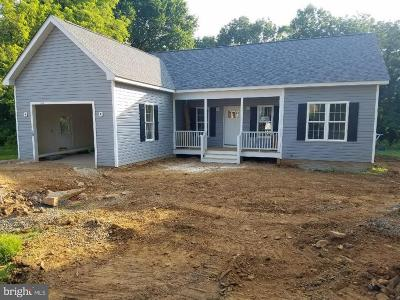 Warrenton Single Family Home Active Under Contract: 386 Curtis Street