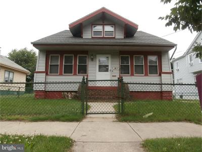 Gloucester City Single Family Home For Sale: 20 N Harley Avenue
