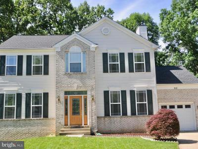 Gaithersburg Single Family Home For Sale: 9111 Emory Woods Terrace