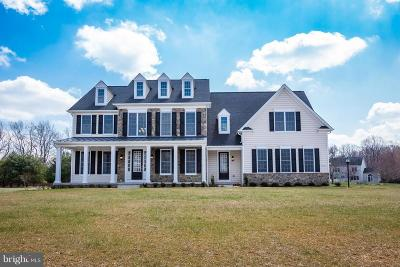 Howard County Single Family Home For Sale: 14528 Old Frederick Road